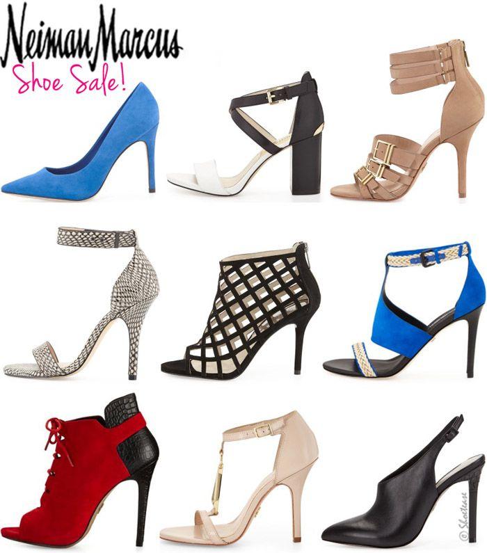 Neiman Marcus Surprise Shoe Sale