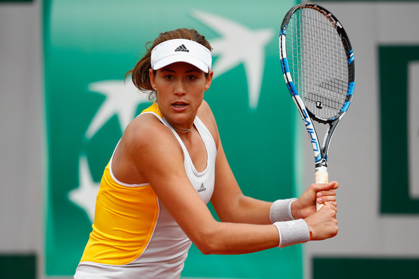 Garbine+Muguruza+2015+French+Open