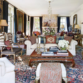 At Home With Ralph Lauren