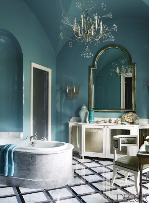 A princess in Paris-master-bath