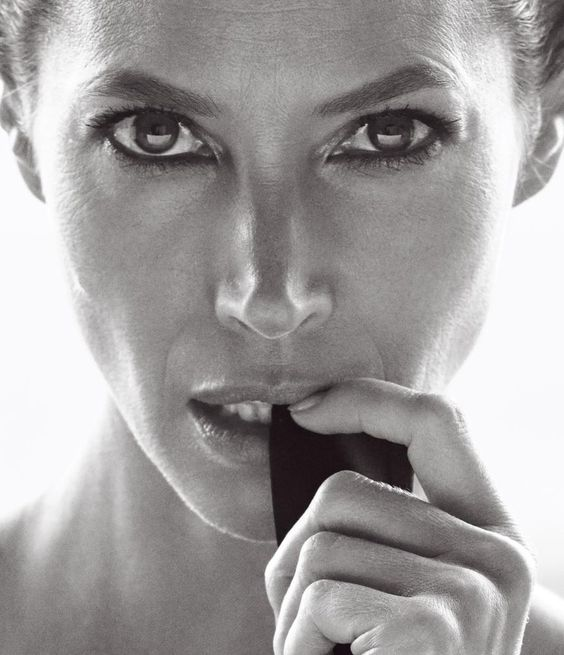 christy turlington wsj
