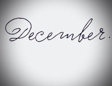 A December State Mind