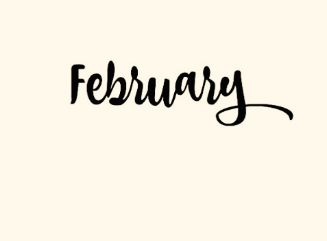February State of Mind