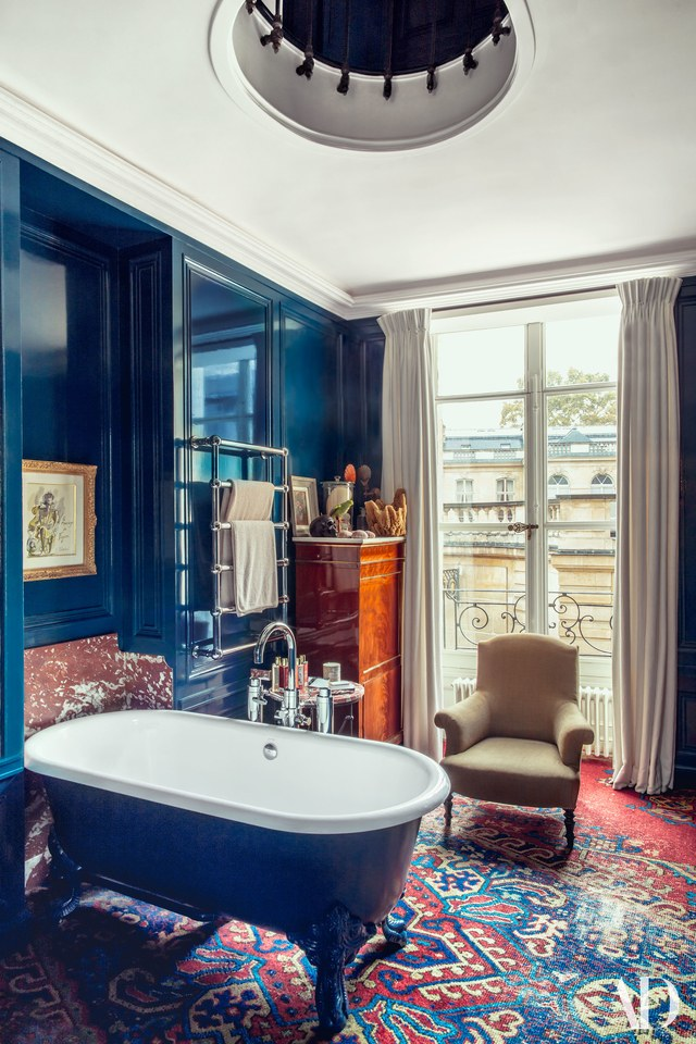 Pierre Sauvages Paris Apartment