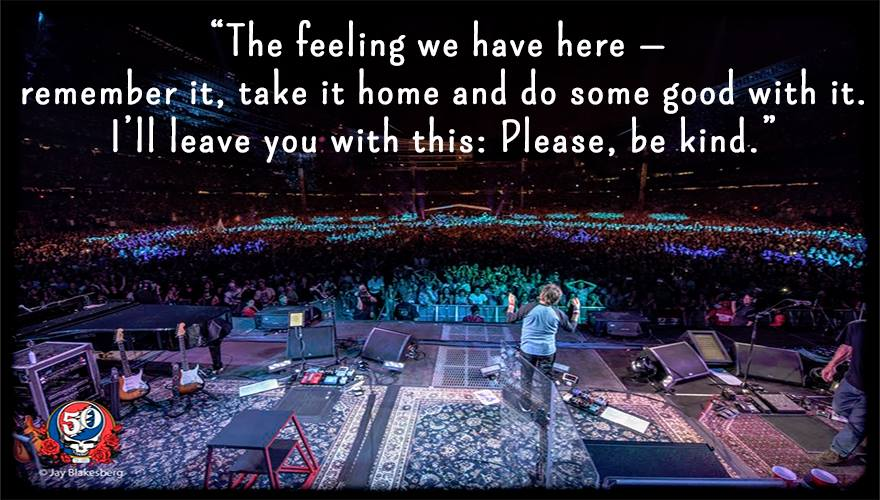 Dead and Company Citifield