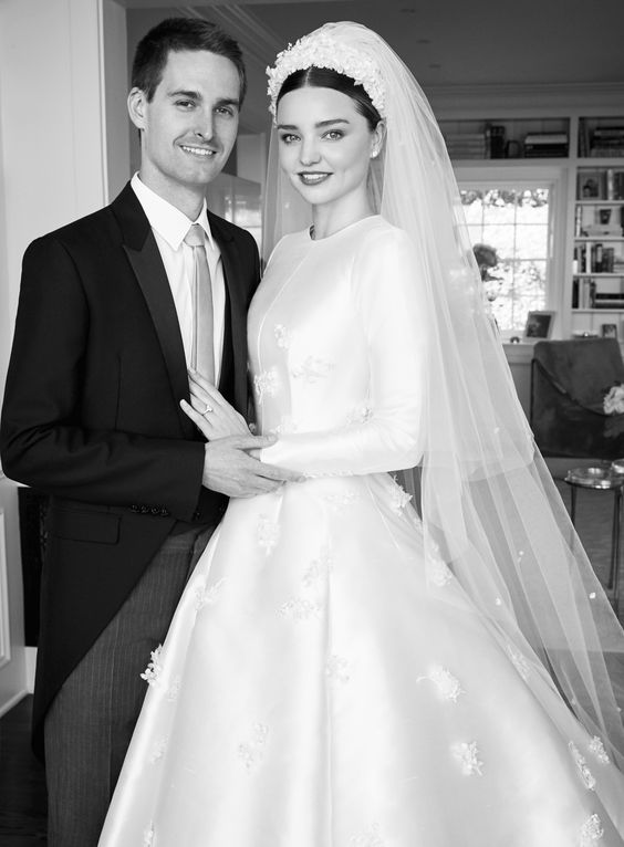 Miranda Kerr Wedding