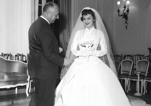 Christian Dior Wedding Dress