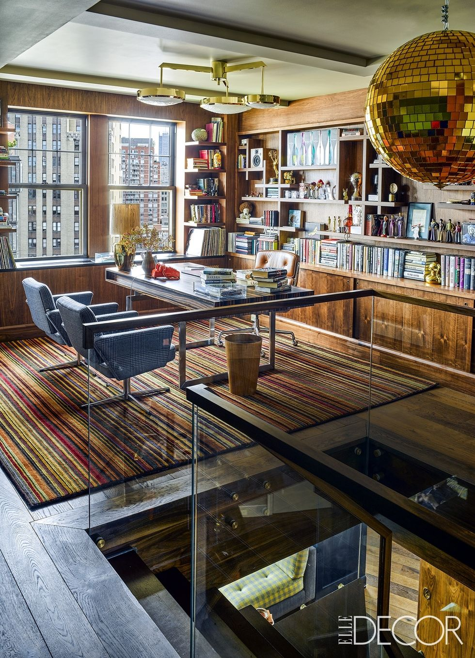 Andy Cohen Greenwich Village Home